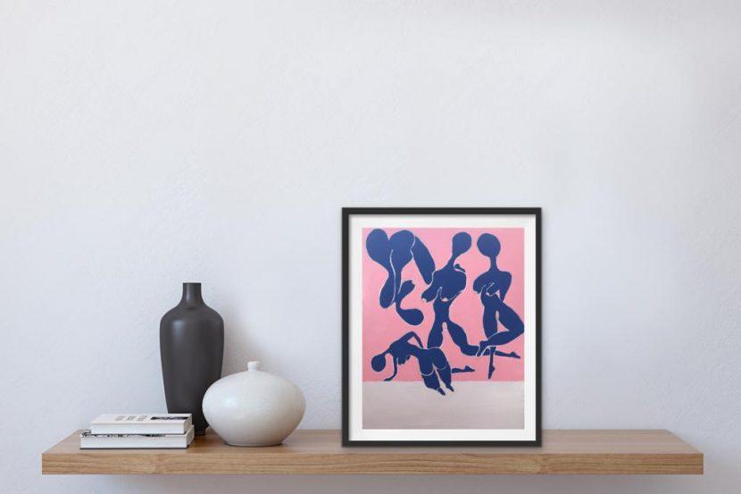 The Dancers illustration 2